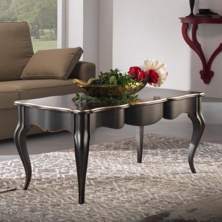 Tavolino da salotto rettangolare