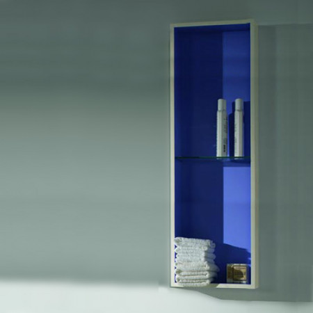 Visual box cm 20x80 a giorno per bagno
