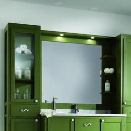 Set faretti per specchiere da bagno