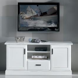 Porta tv 2 ante 1 cassetto 2 vani a giorno
