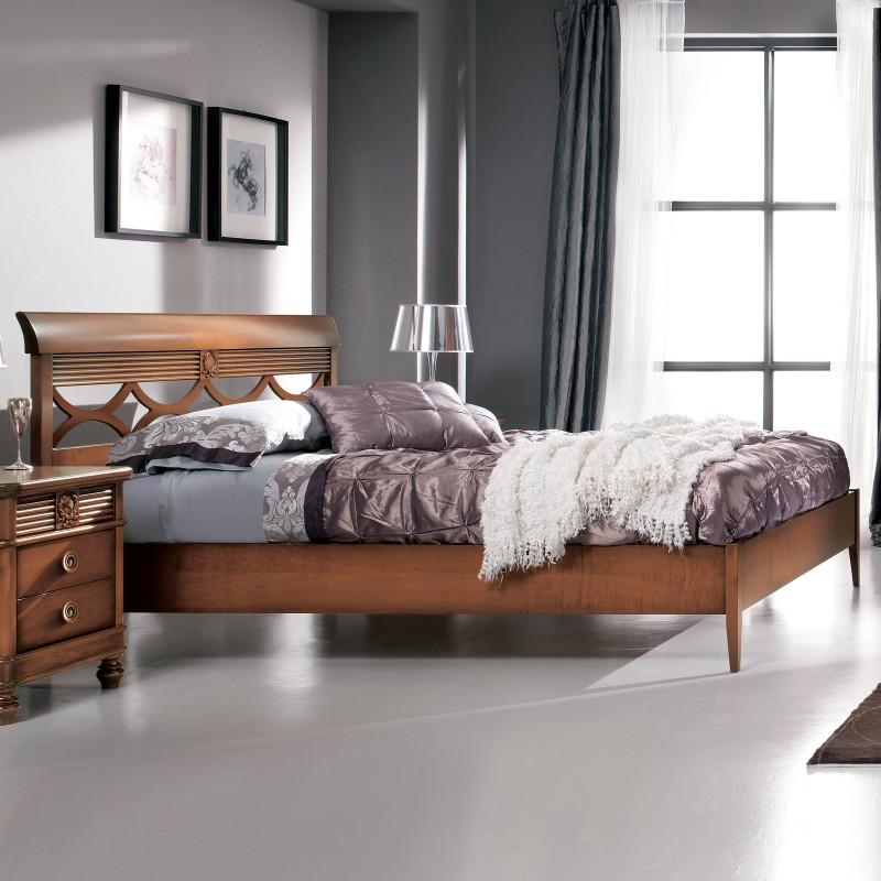Camera da letto classica armadio con vetro - Camera letto classica ...