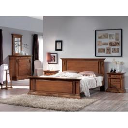 Camera classica in legno completa