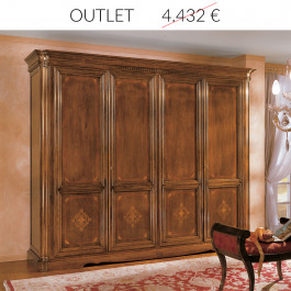 Armadio classico outlet