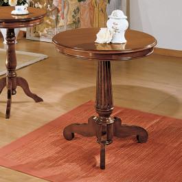 Tavolino dm 70 con piano liscio