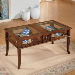 Tavolino con cassetto 110 x 55