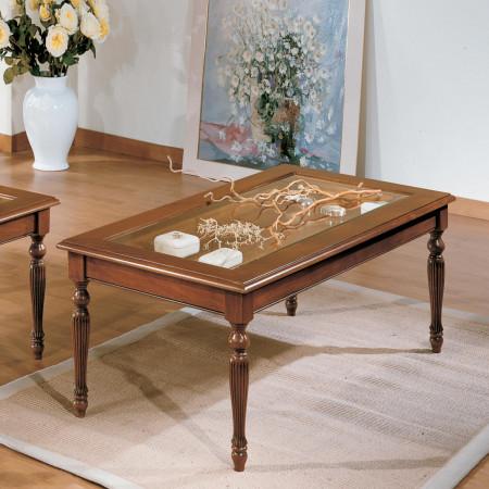 Tavolino a bacheca 100 x 50