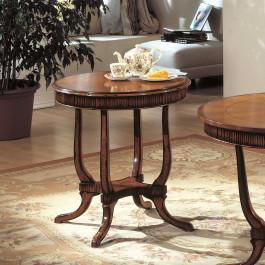 Tavolino inglese diametro 70 cm