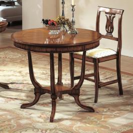 Tavolo inglese da cm 90 di diametro