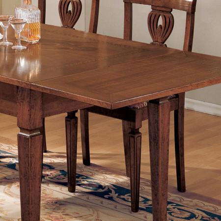 Tavolo quadrato allungabile 100/180x100