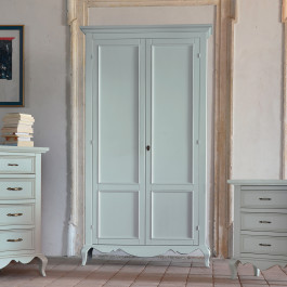 Armadietto due ante shabby chic