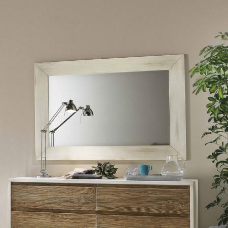 Cornice con specchio - Specchio con cornice dorata ...