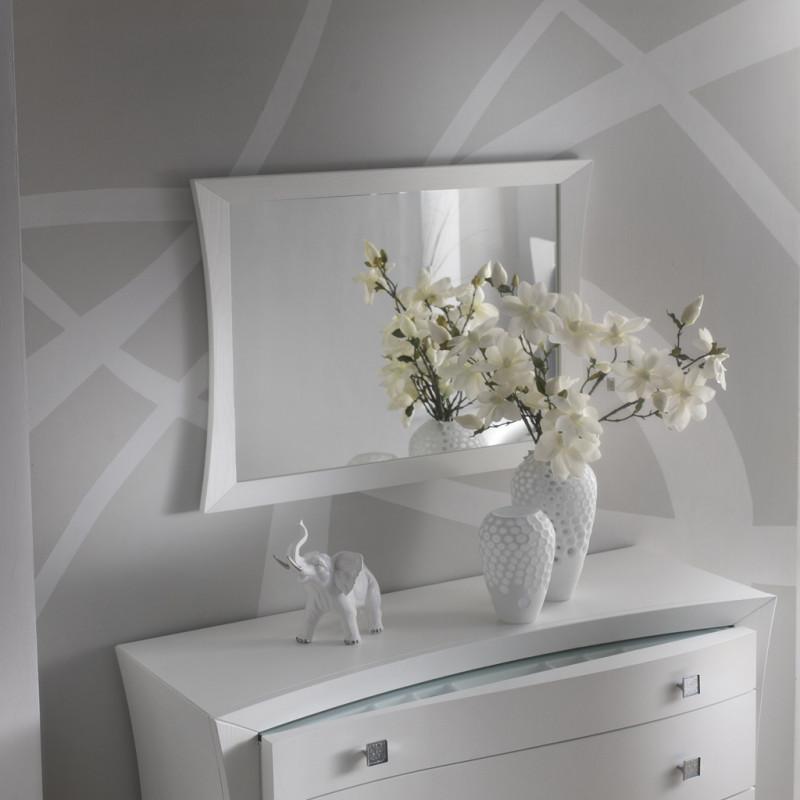 Specchio Design Moderno Camera Da Letto.Cornice Con Specchio Liscio