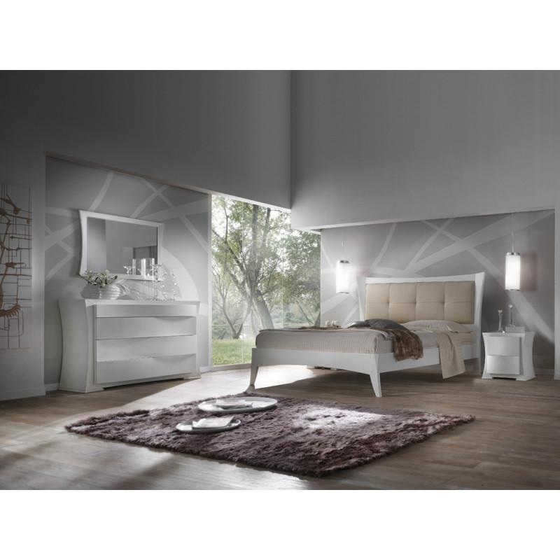 Camera da letto con armadio con specchi for Armadio camera letto