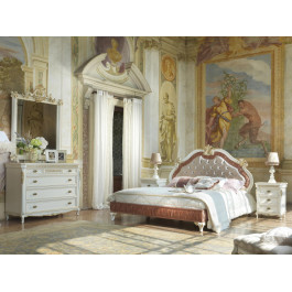 Camera classica completa di armadio