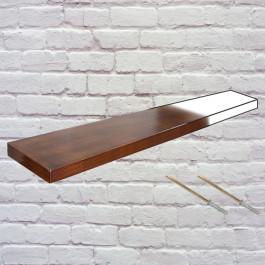 Mensola in legno su misura