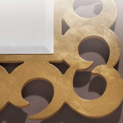Cornice in foglia oro +49,00€