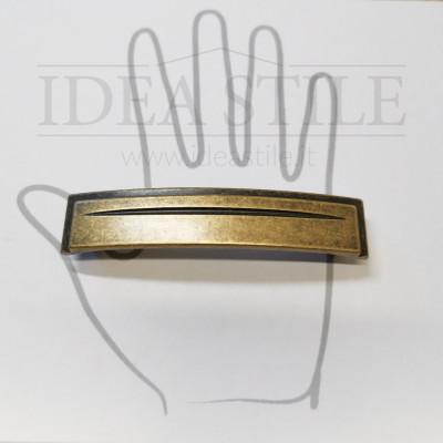Maniglia incisa oro antico +9,00€