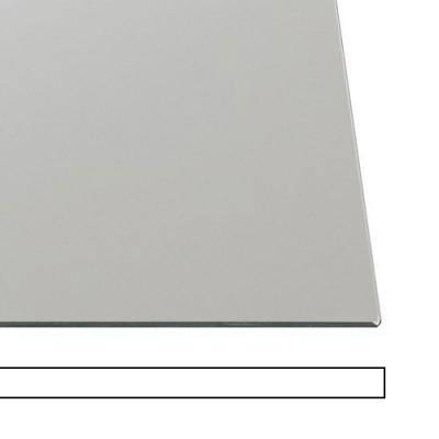 Specchio argento liscio