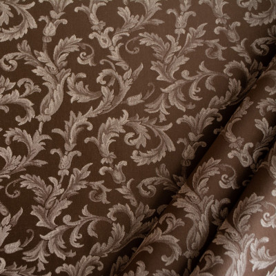 Tessuto Vanessa 56031 marrone